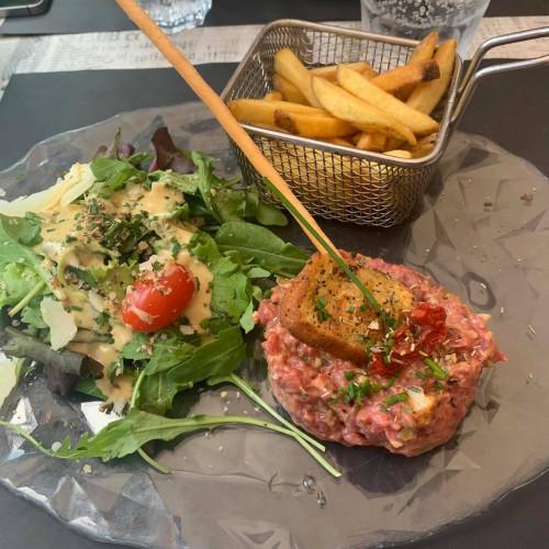 Restaurant L'Olivier Annecy - Une cuisine haute en couleur et pleine de saveurs